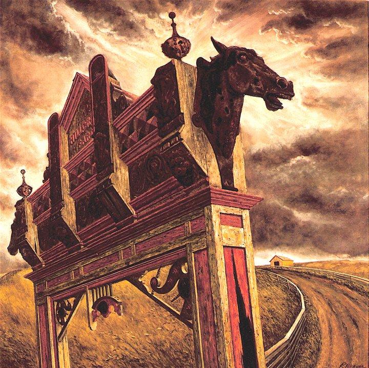"""Hillcrest Gate"" 1976"