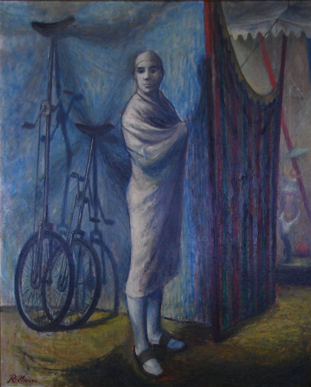 """Statue Man"" 1954"