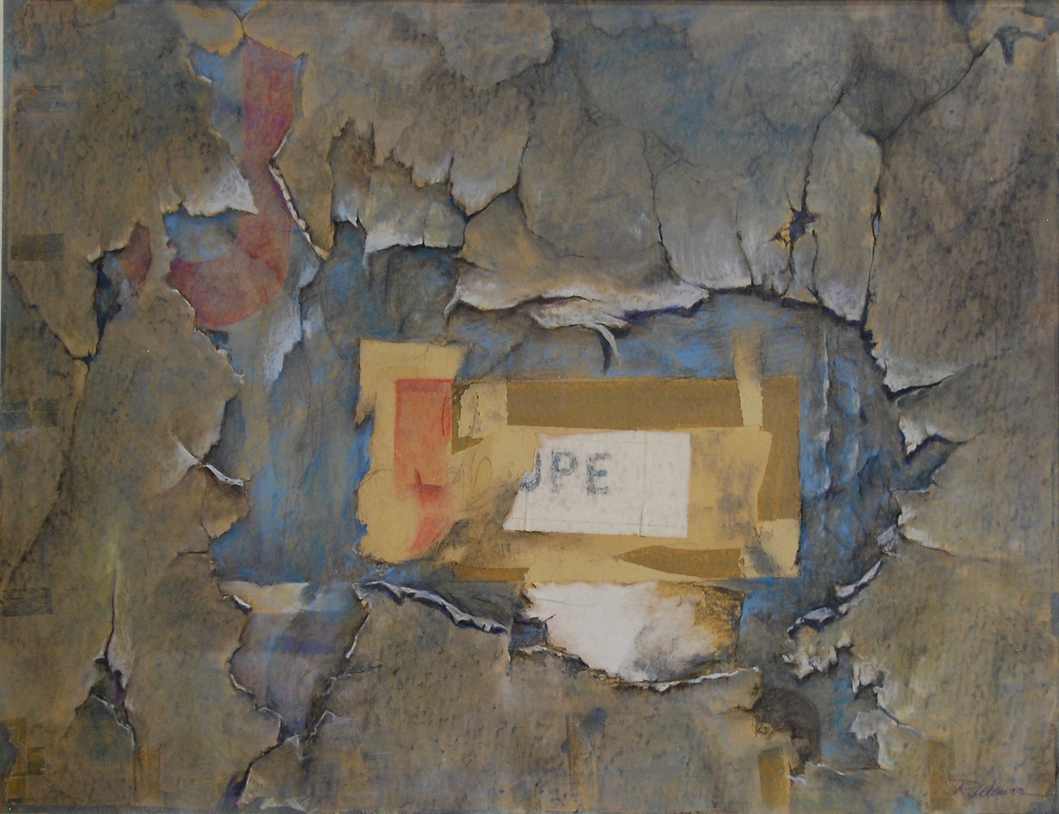 """""""Graffiti #58 - OPE"""" c. 1980"""