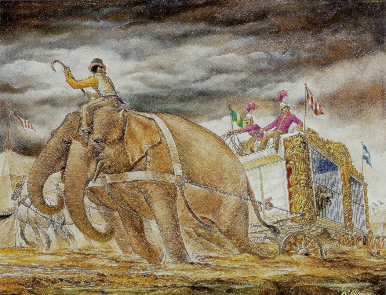 """""""Bull Man"""" 1987"""
