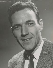 Robert Edward Weaver, about 1950