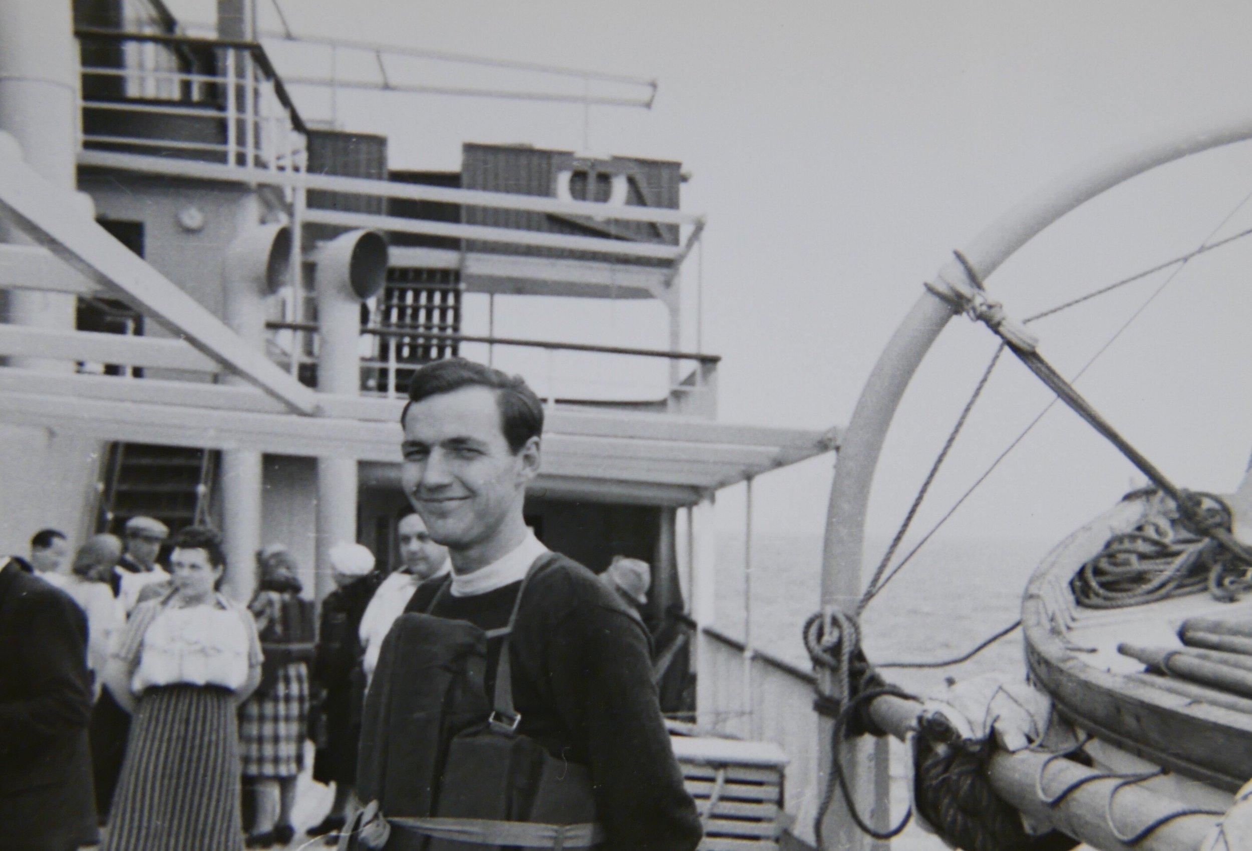 At Sea, 1939