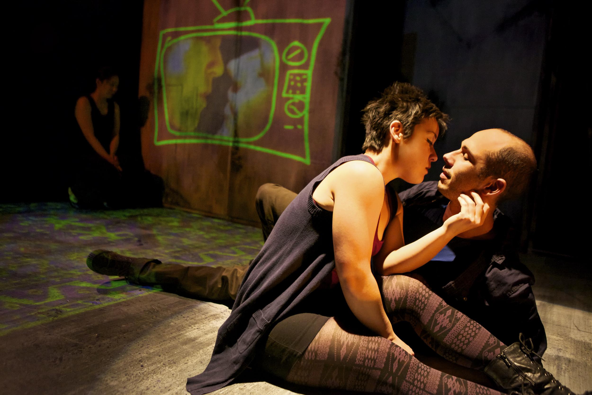 Pictured with: Cindy Im and Ana Ishida, Photo: Pak Han