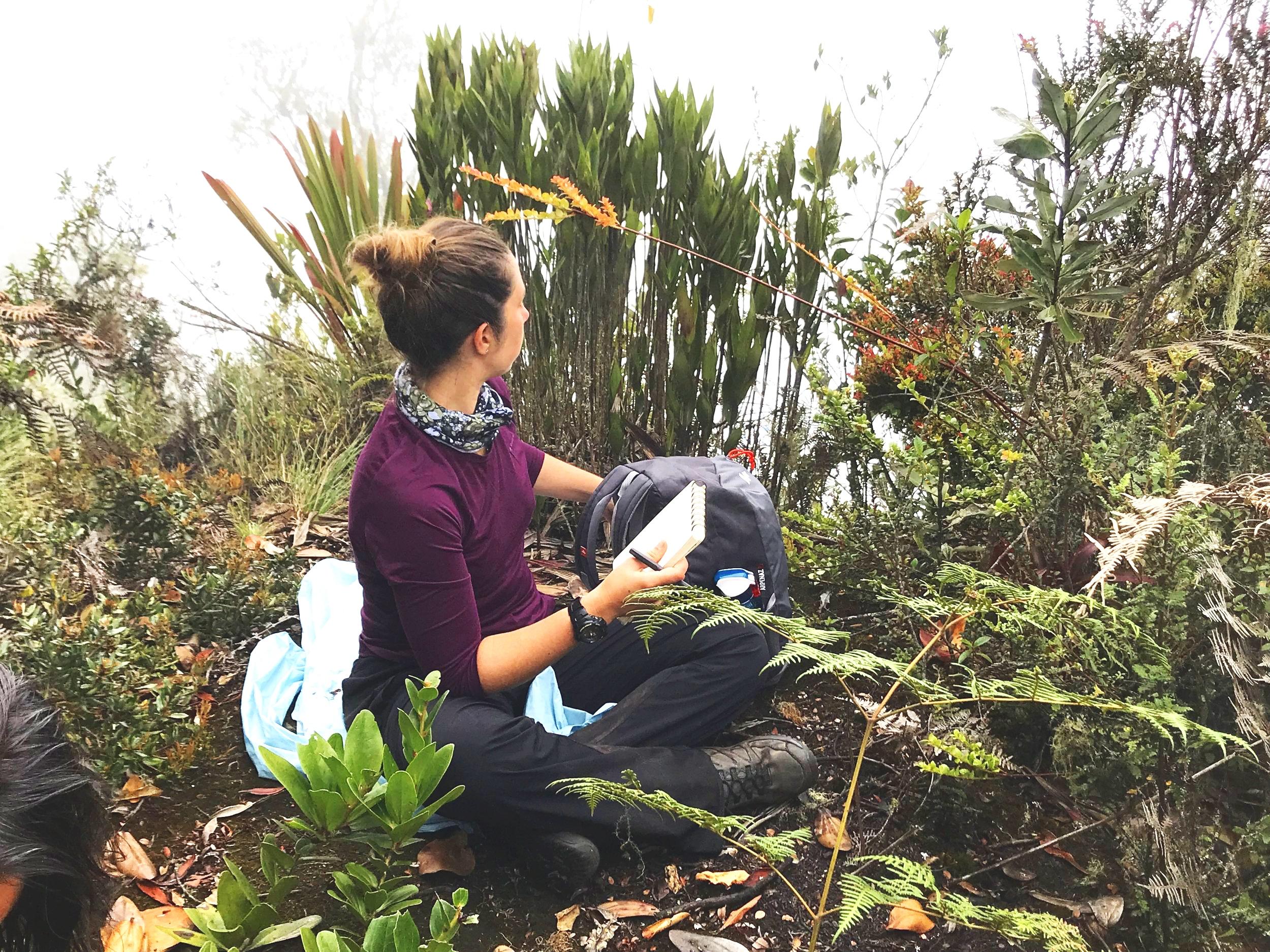 Reserva natural el Chulajuan.
