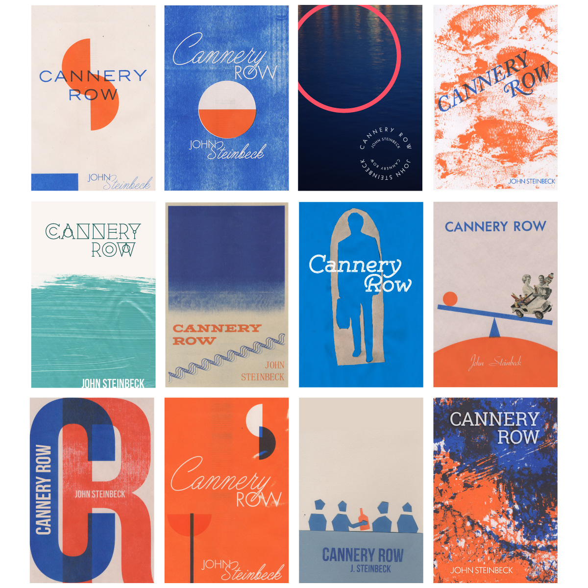 Book Covers -