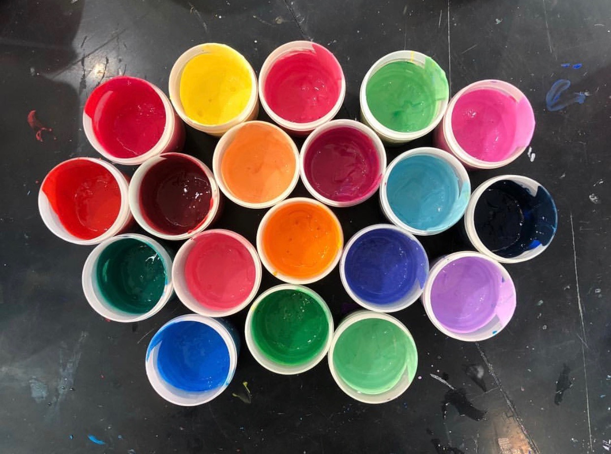Mixing Colors - after!