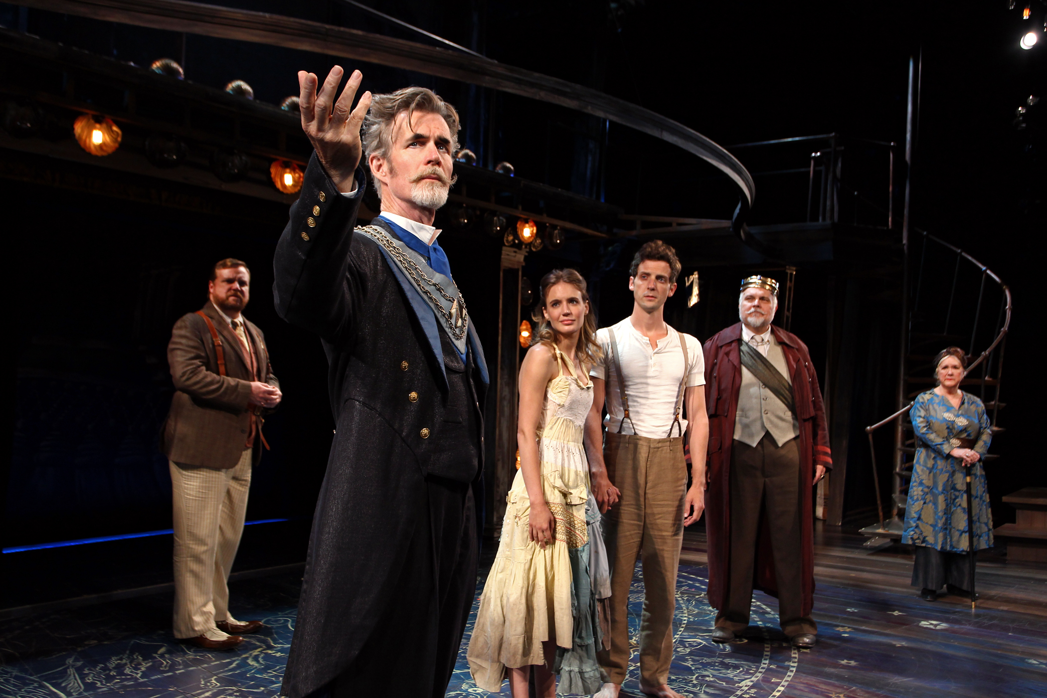 The Tempest at S.C.R.