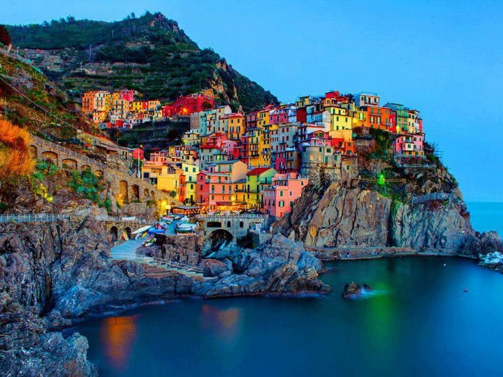 Photo from Google / Cinque Terre