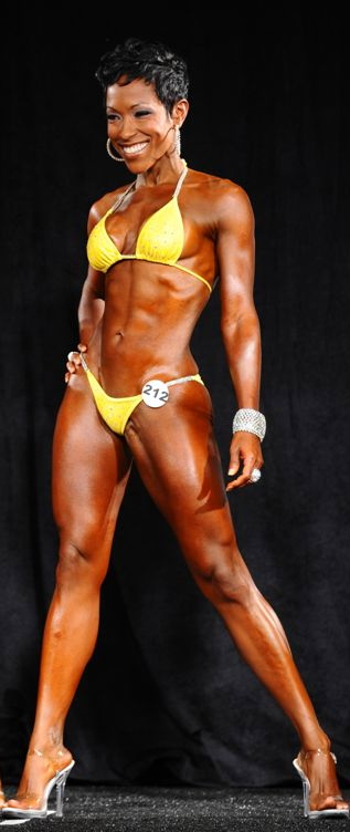 Dr. Dancy competing in 2012.