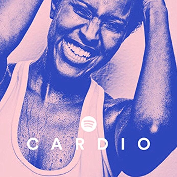 Cardio Workout Playlist on Spotify