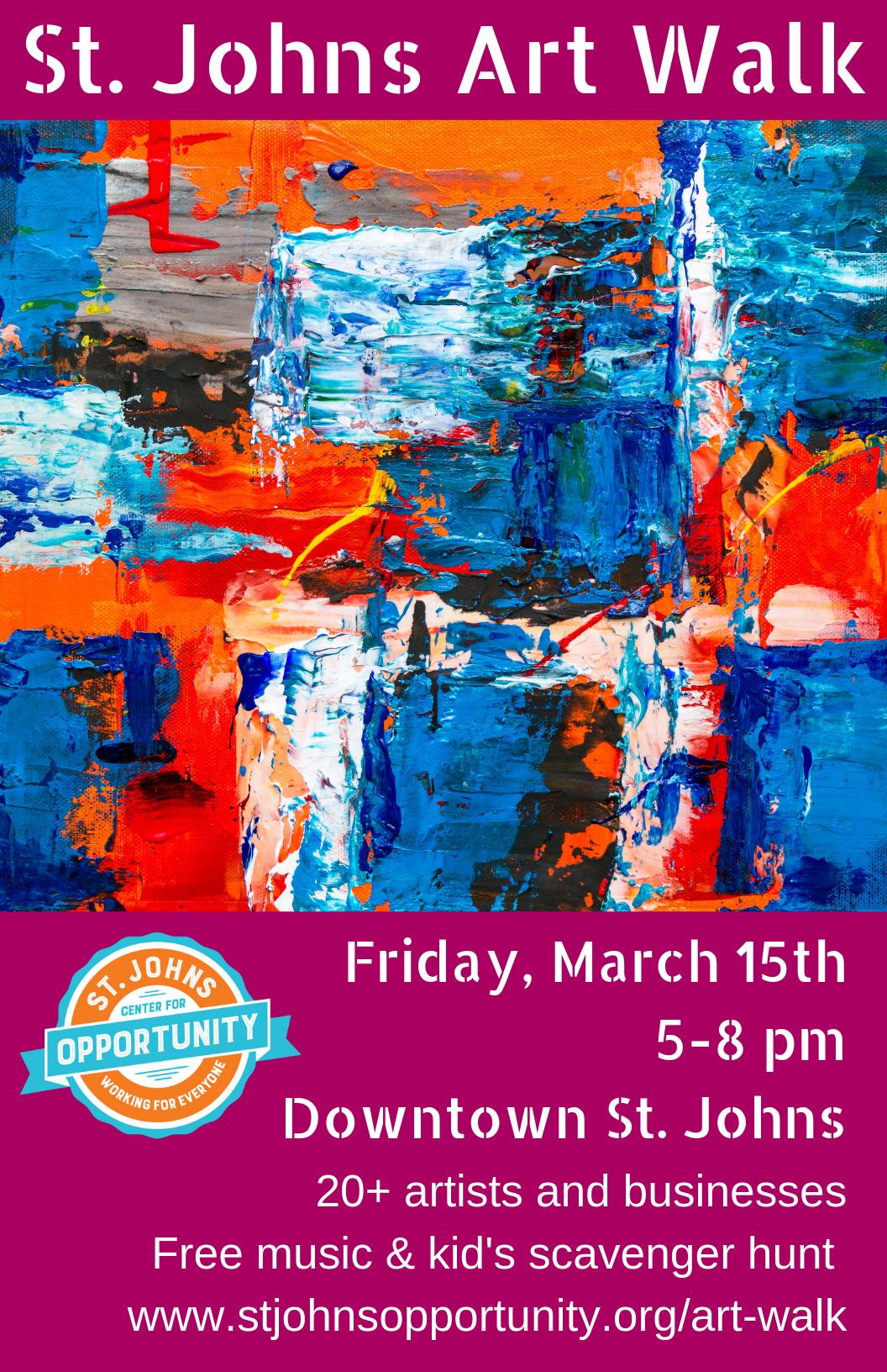 St. Johns Art Walk Poster FINAL.png