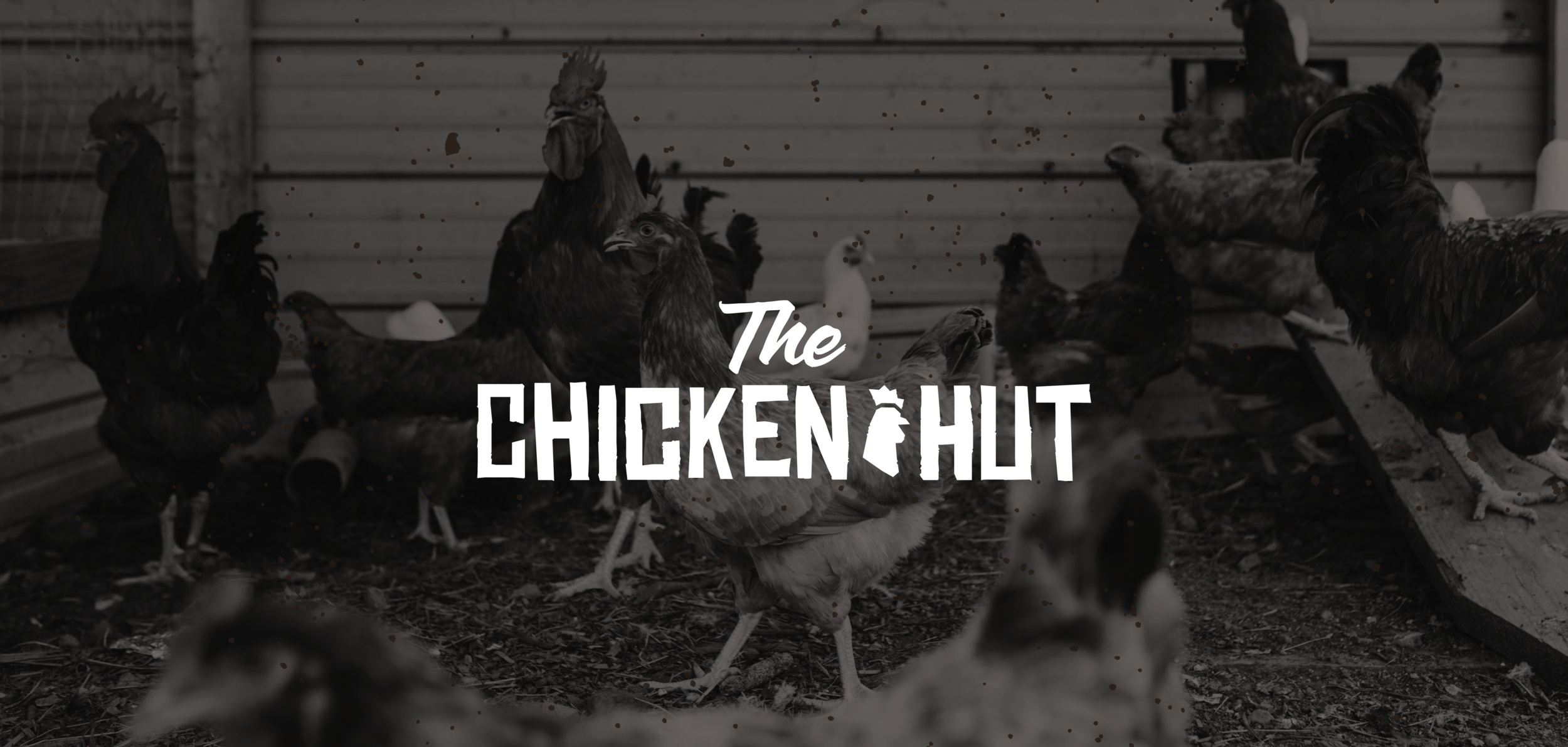 the chicken hut<strong>resturant rebrand & web design</strong>