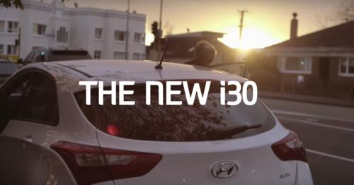 Hyundai i30 for Shine   Andrew Thorne    Go Go Go (Instrumental)