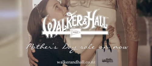 Walker & Hall    - In house  Theme song by  Wayne Bell