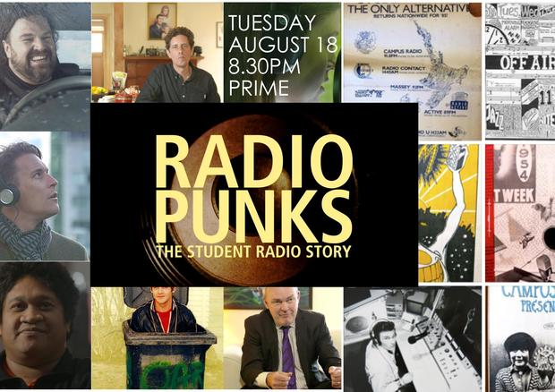 RADIO PUNKS DOCUMENTARY