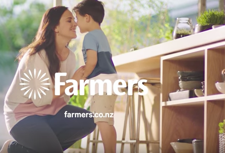 FARMERS  Spring/Summer Home 2017 TVC Campaign Goodshirt   Blowing Dirt