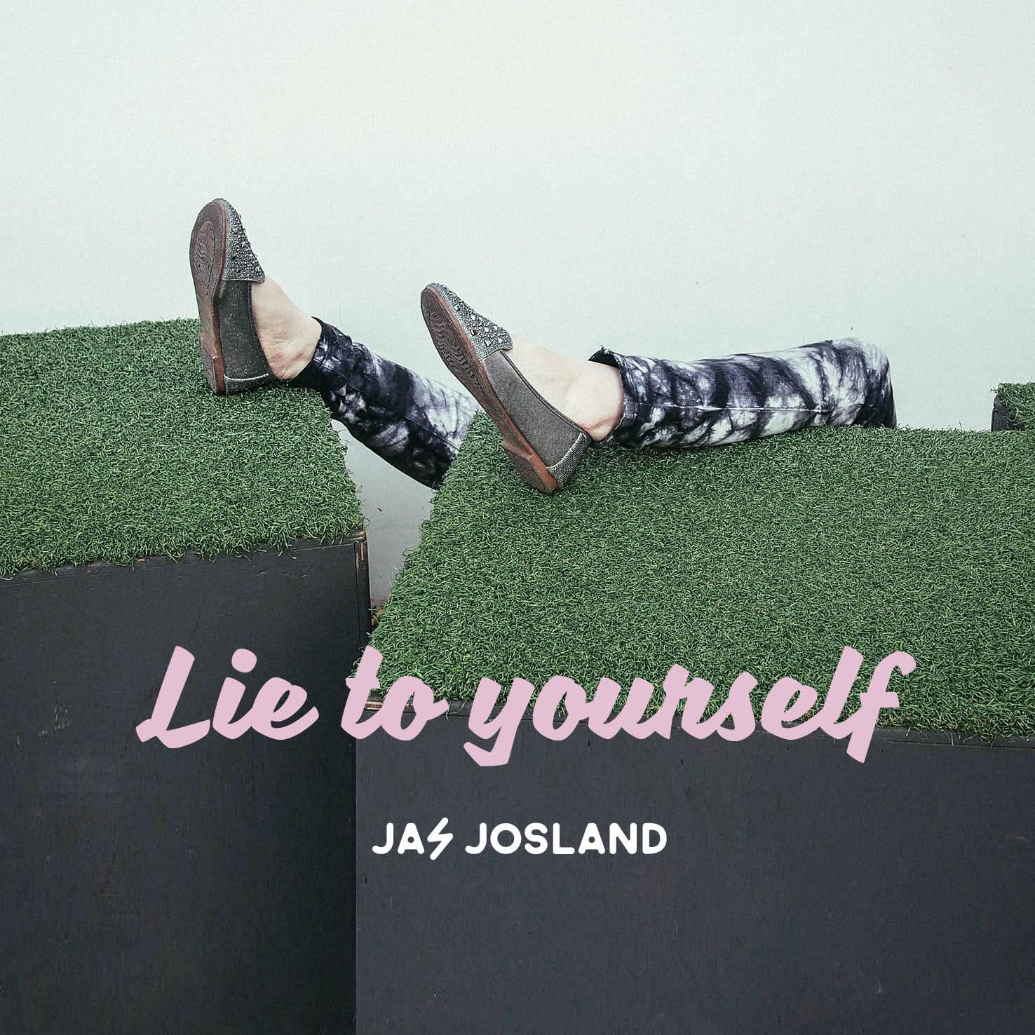 Lie to yourself - Album Cover (Jas Josland).jpg
