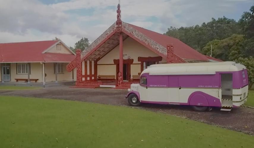 TRITON HEARING TE WAKA ĀWHINA  Documentary Ariana Tikao   'Whakatūwheratia'