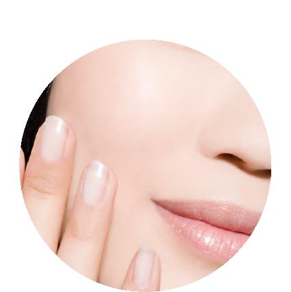 brightens and whitens skin tone -