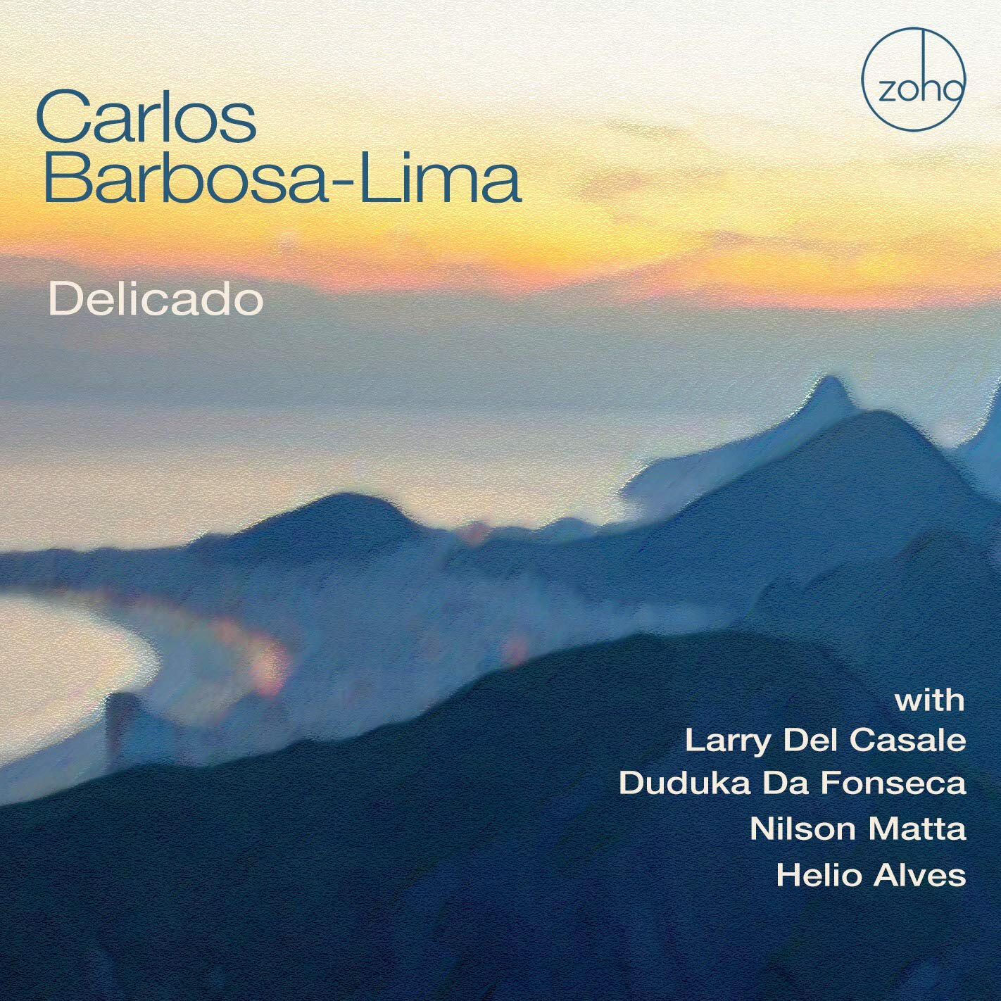 The new Carlos Barbos-Lima's album recorded at The Atelier Music Studio.