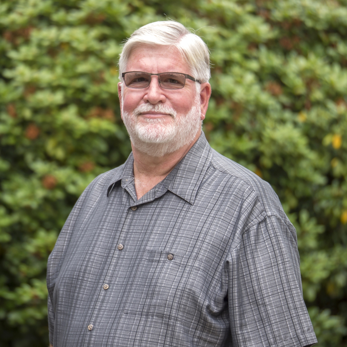 MAC HOOVER  Elder | Treasurer