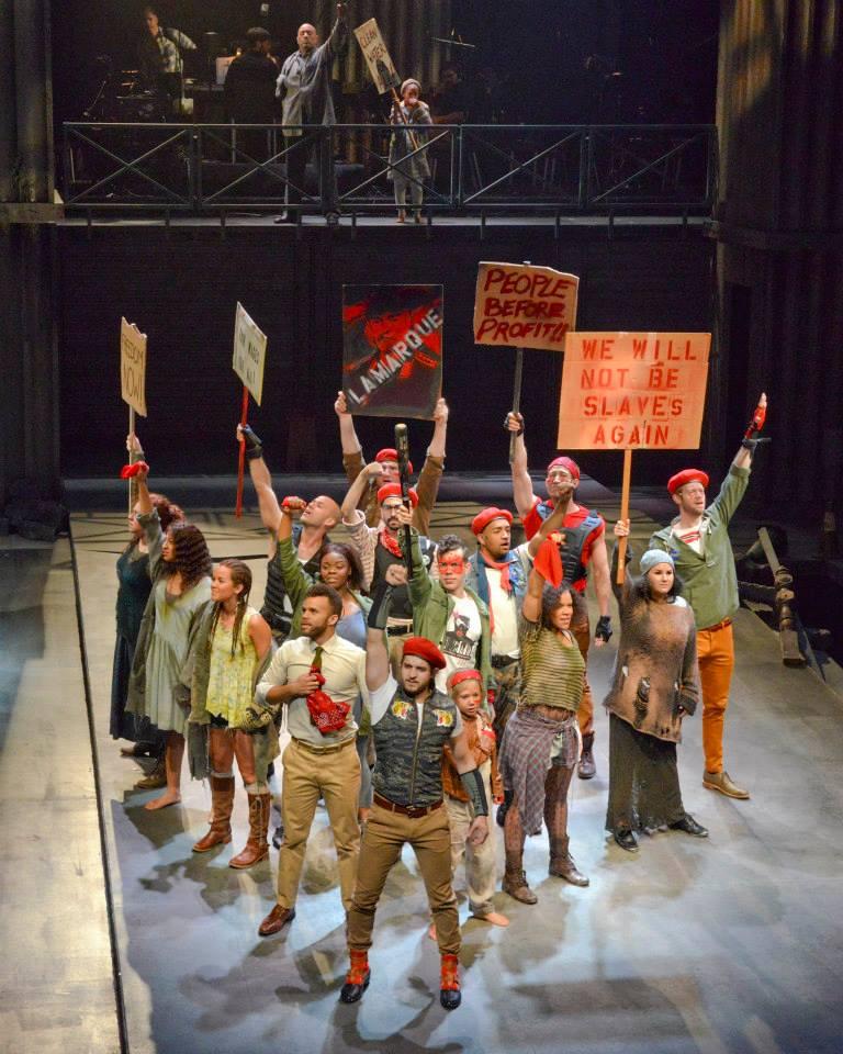 Les Misérables , Dallas Theatre Center