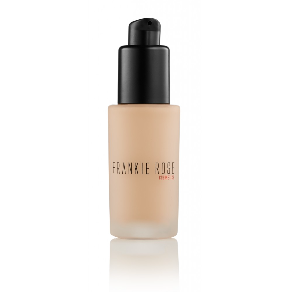 Frankie Rose Matte Perfection Foundation | 12 Shades | $32
