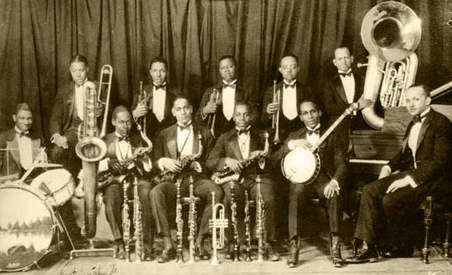Fletcher Henderson Orchestra w/ Louis Armstrong