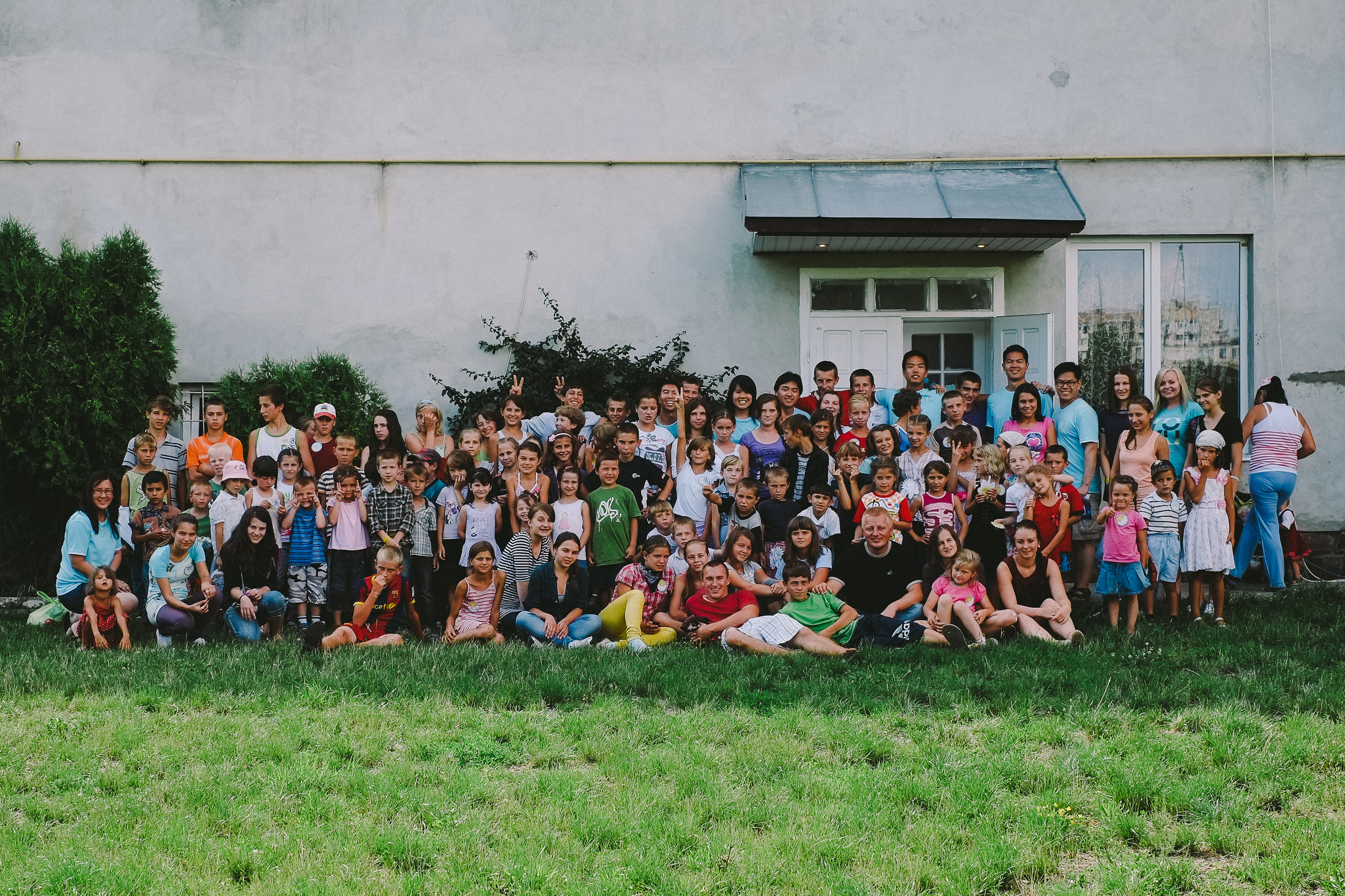 Ukraine Short Term Mission   Sustainable Mission Trips    Learn More