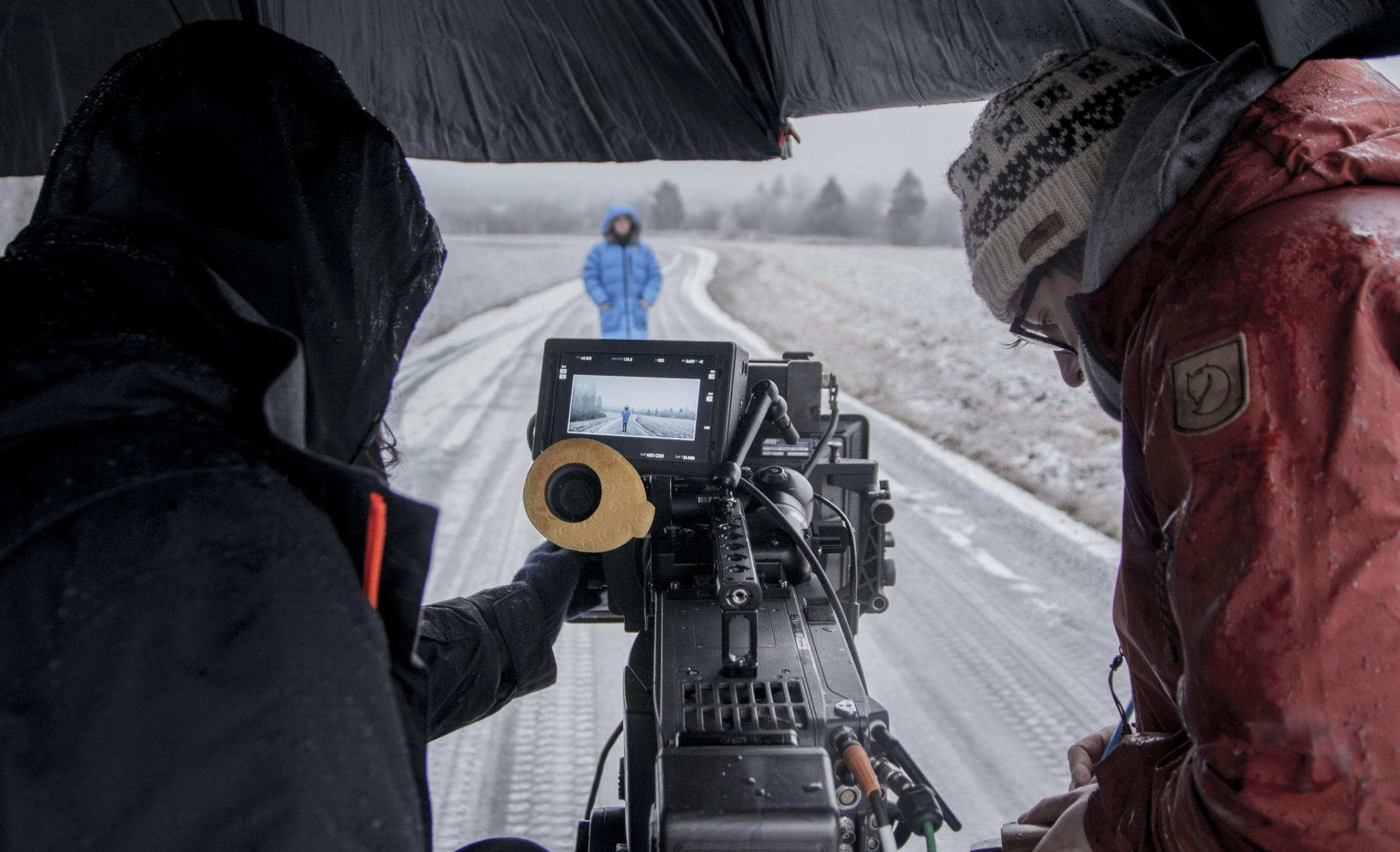 Filmproduksjon -