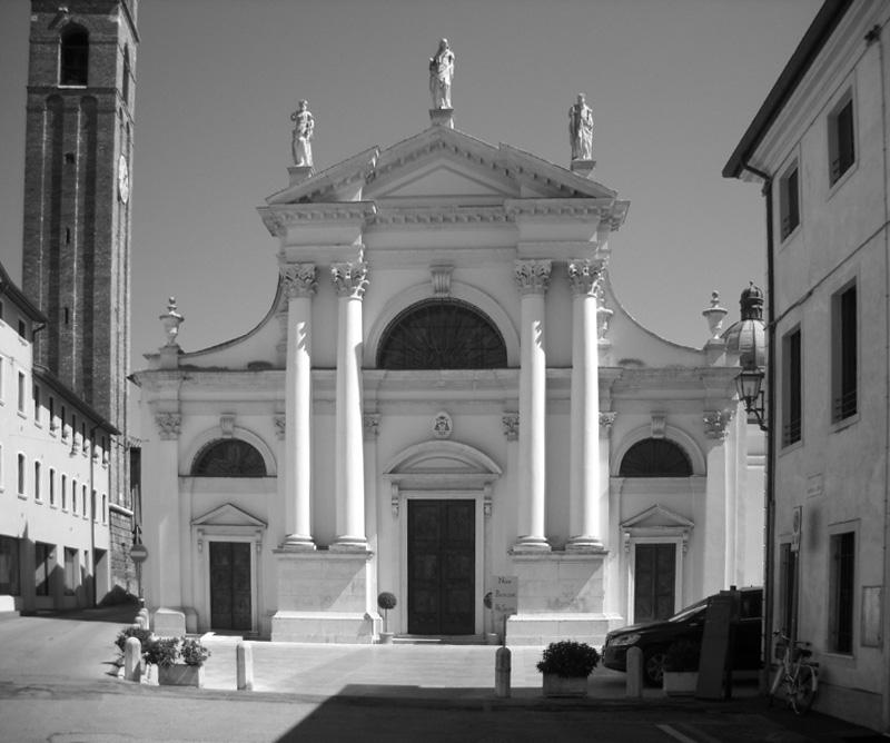 Chiesa Santa Maria - Ristrutturazione e miglioramento sismico