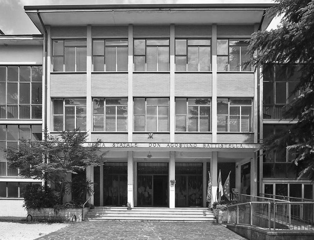 Scuola Don Battistella - Adeguamento sismico  - riqualificazione energetica