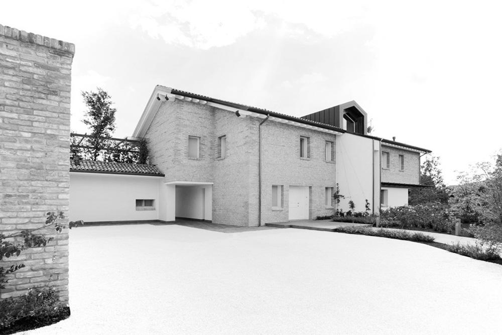 Casa C - Progetto strutturale