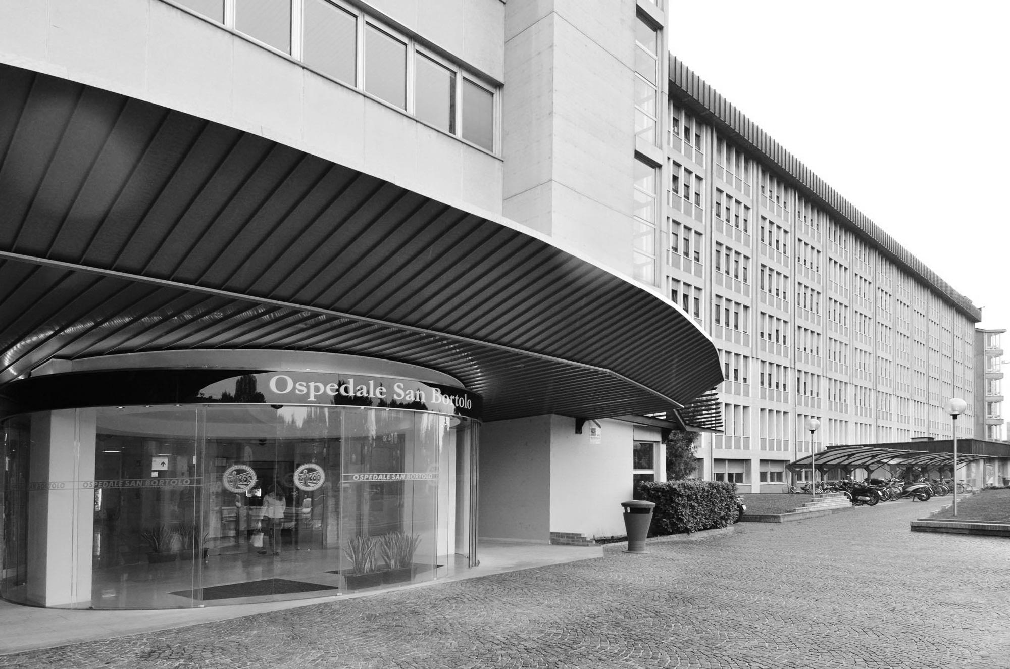Ospedale San Bortolo - Analisi di vulnerabilità sismica
