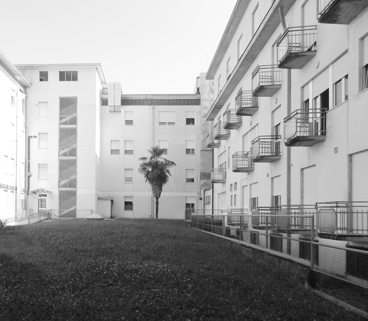Ospedale Sandrigo - Analisi di vulnerabilità sismica