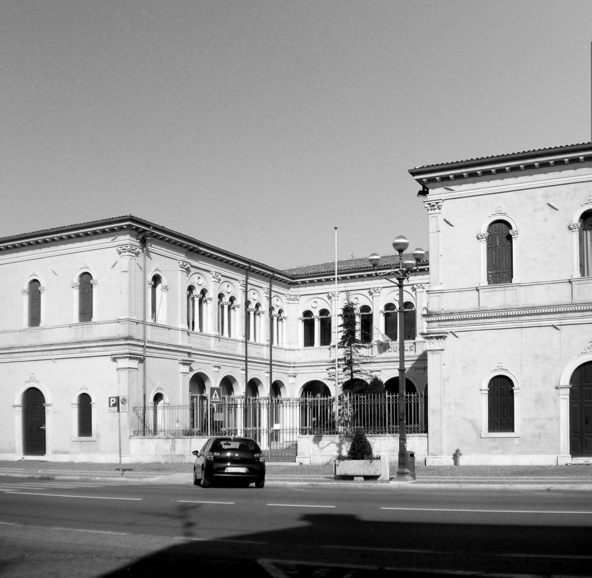 Scuole Bellotti - Adeguamento sismico
