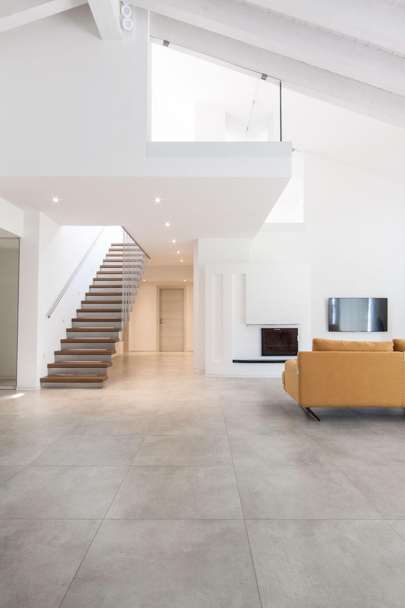 Casa LG - Residenza unifamiliare | Interior design