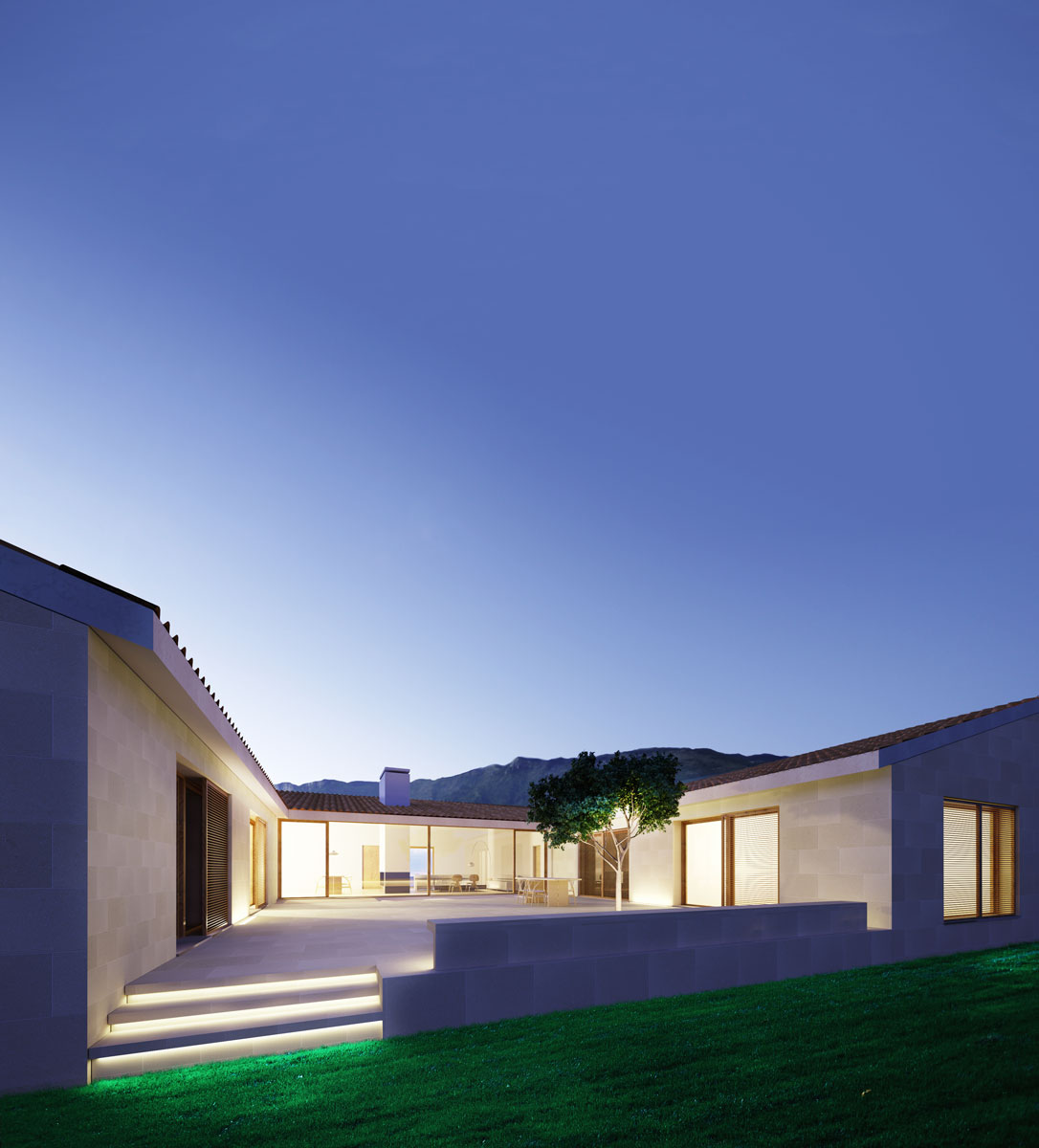 Casa BO - Residenza unifamiliare | Interior design
