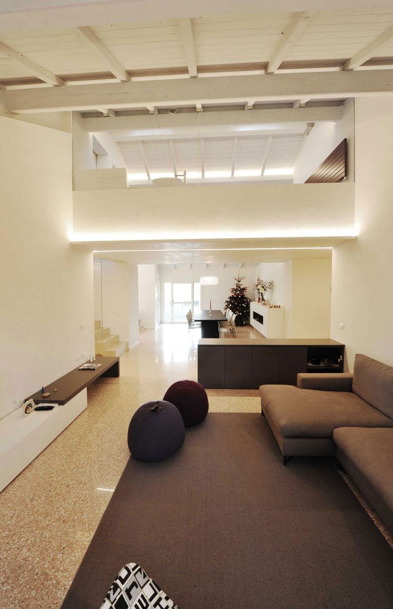 Attico FL - Ristrutturazione | Interior design