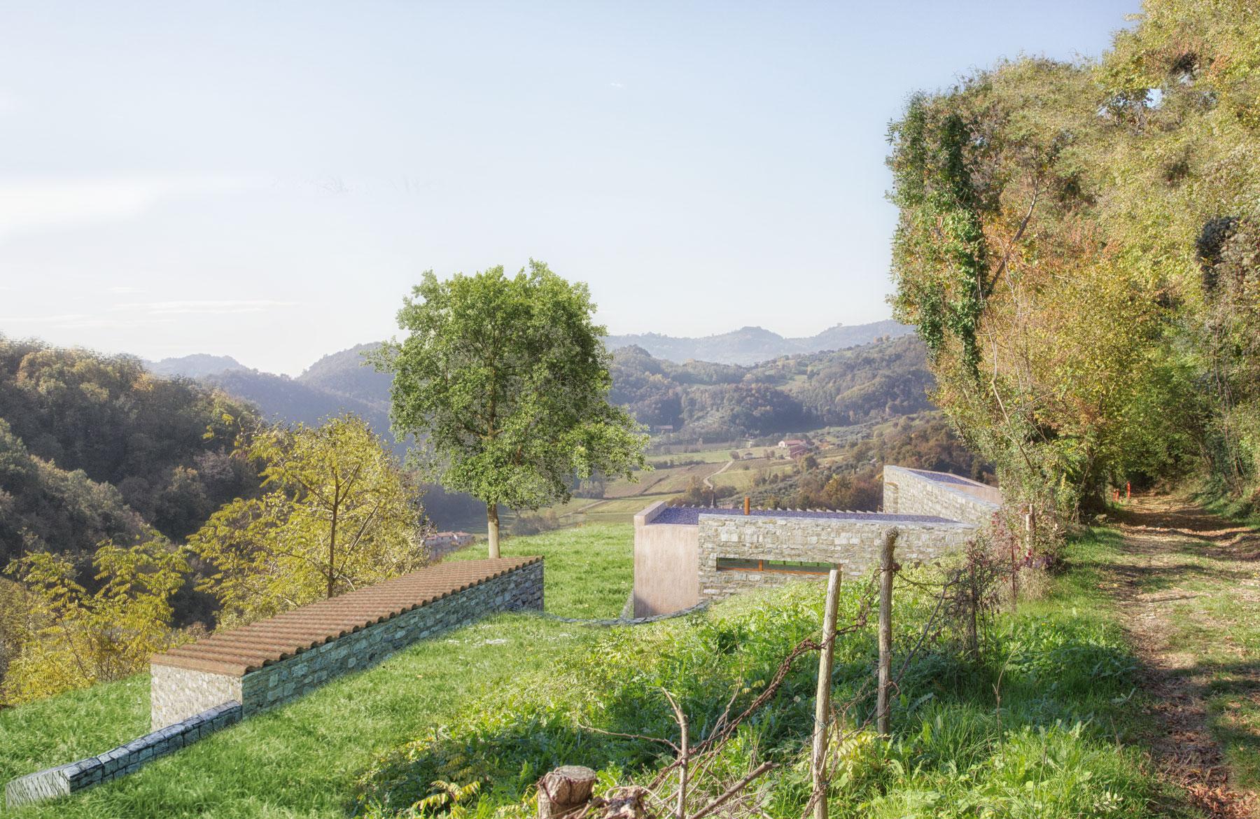 casaMV - luogo: Bassano del Grappa (VI)committente: Privatoimporto lavori: n.d.anno: 2018