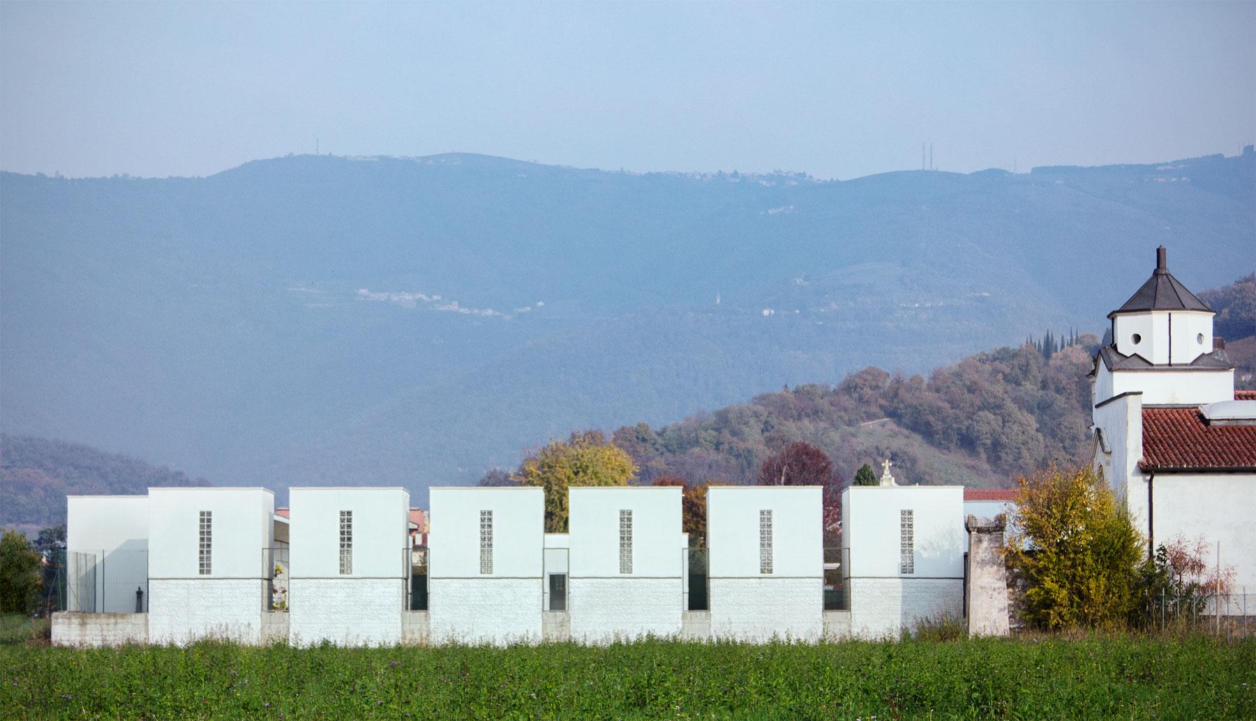 cimitero Marostica - luogo: Marostica (VI)committente: comune di Marostica (VI)anno: 2016collaboratore: ing. Paolo Toniolo