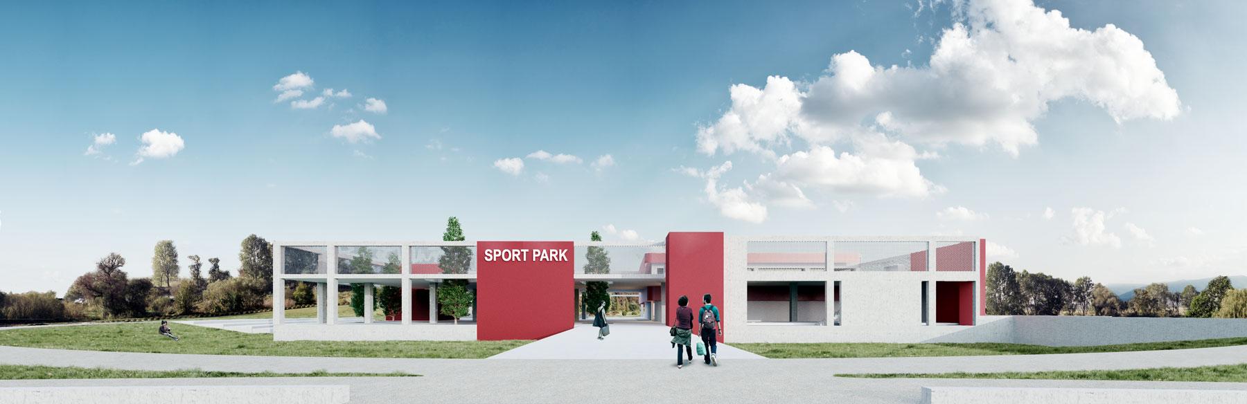 sportcenter - luogo: Cassola (VI)committente: comune di Cassola (VI)importo lavori: 6.000.000,00 €anno: 2016