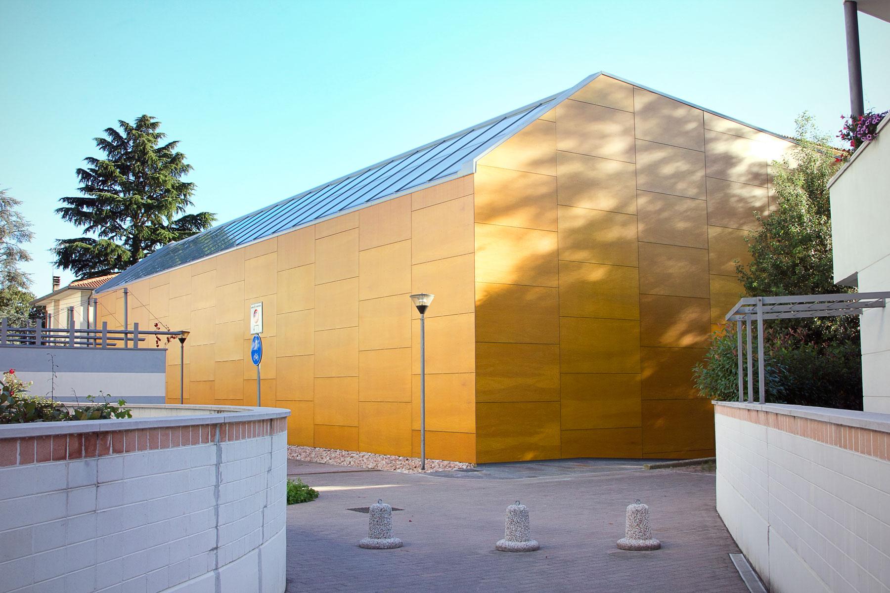 palestraSan Benedetto - luogo: Schio(VI)committente: comune di Schio (VI)importo lavori: 1.100.000,00 €anno: 2014