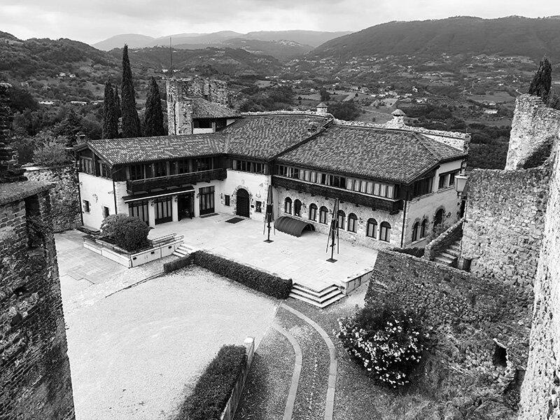 Castello di Marostica - Ristrutturazione