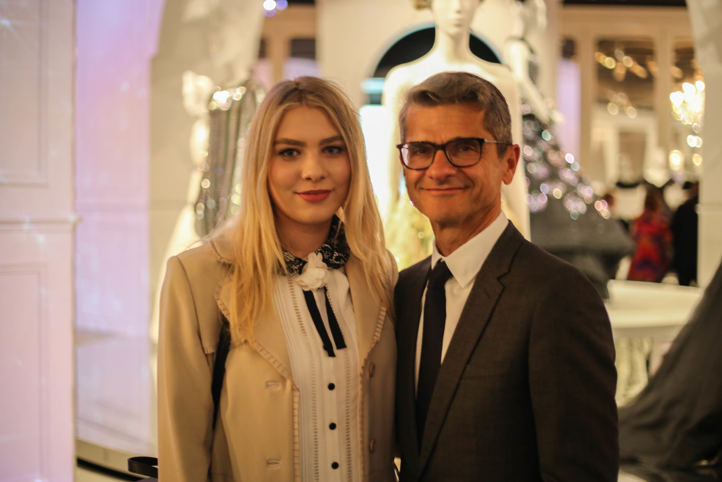 Serge Brunschwig: Christian Dior Couture's CEO &President of Dior Homme