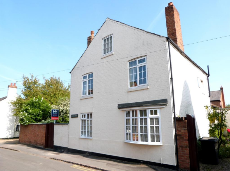 4 Bath Street, Syston, Leicester, LE7 1GB     5-bedrooms - £299,950