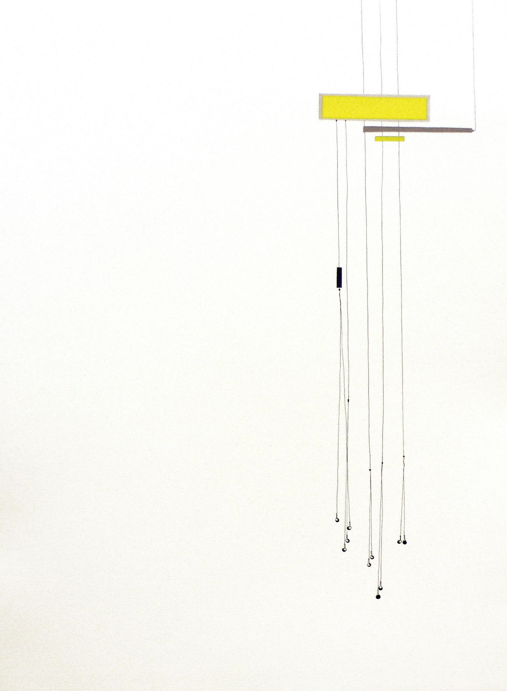 Yellow Suspension / 10 Headphones