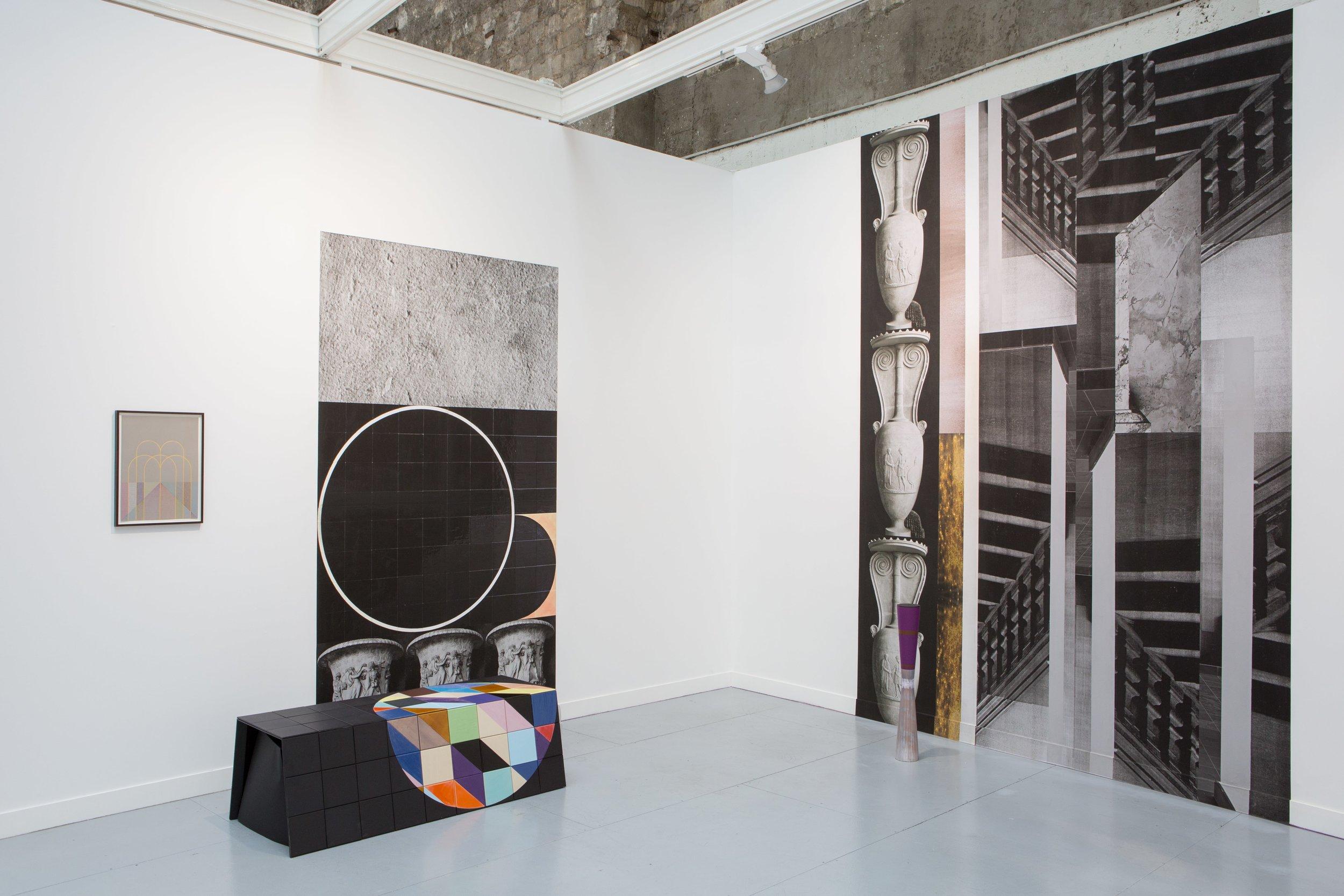 FIAC 2015, installation view