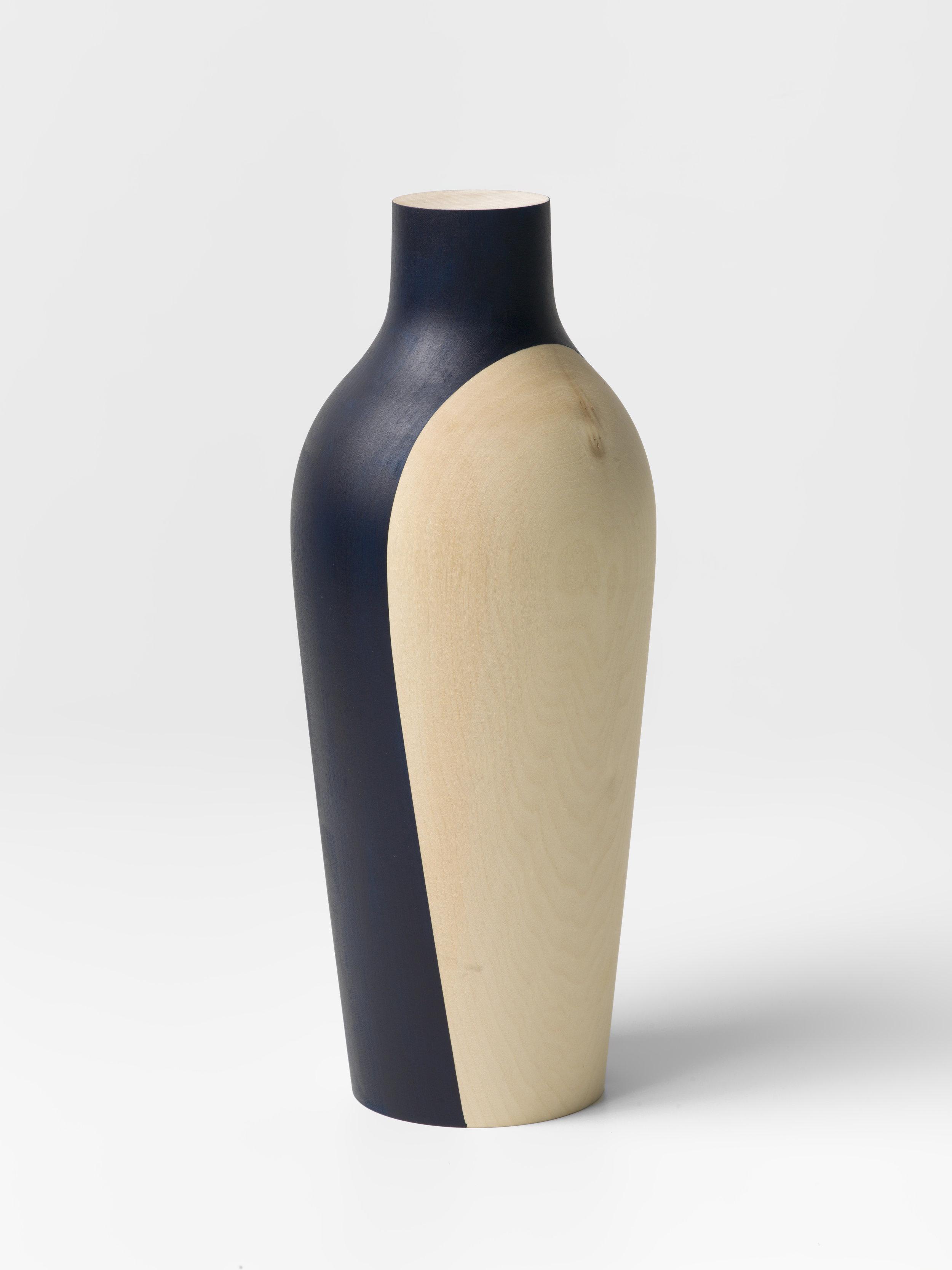 Claudia Wieser  Untitled , 2017 acrylic on wood, 42 x 12 cm