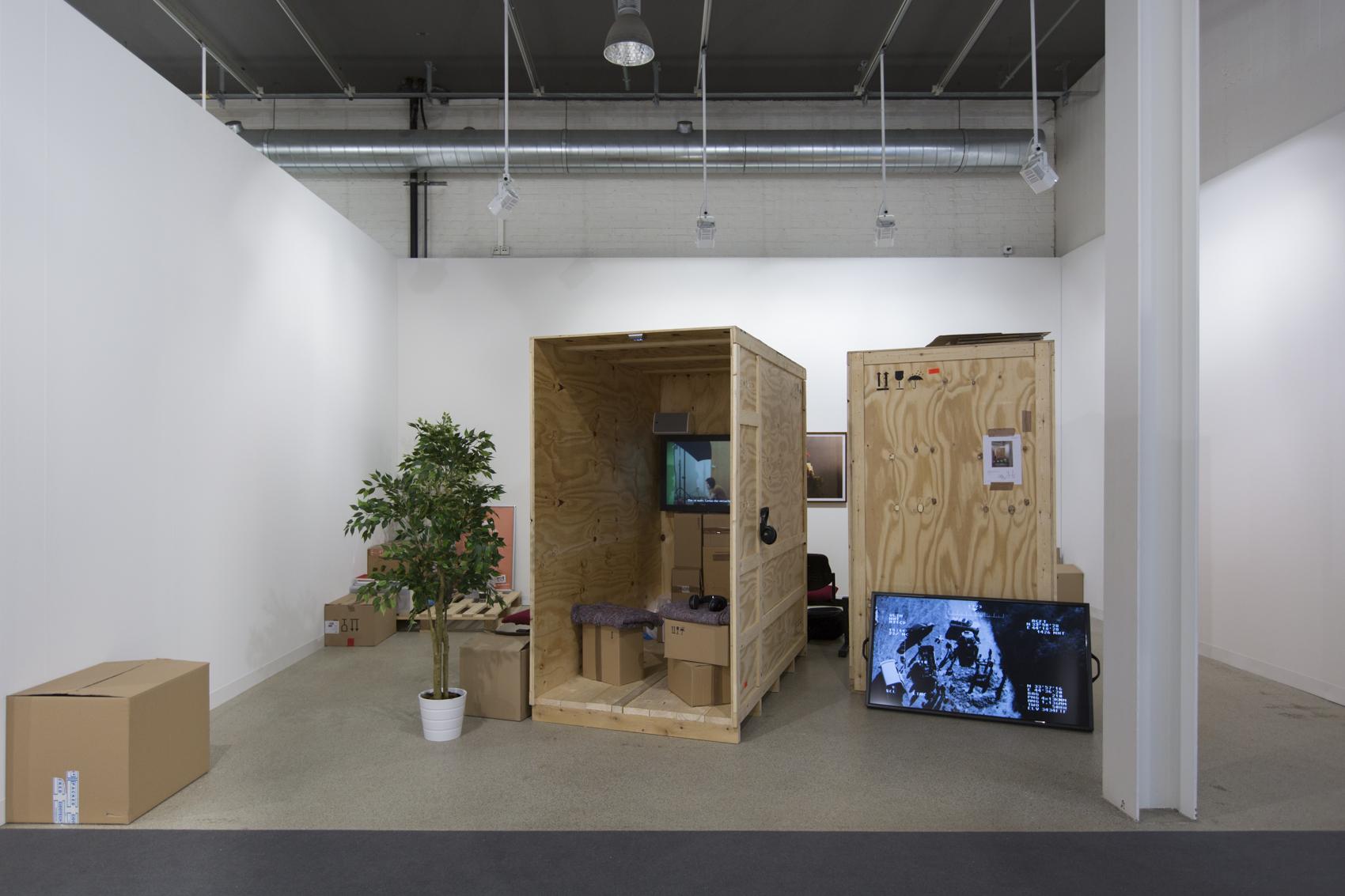 Art Basel 2017, installation view
